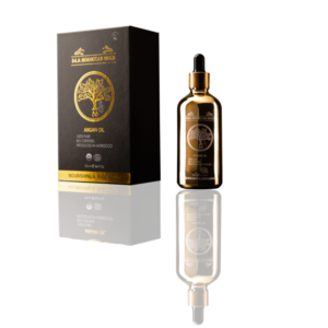 Argan oil care products from Moroccan Gold